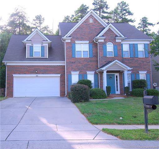200 Mary Caroline Springs Drive, Mount Holly, NC 28120 (#3529848) :: Chantel Ray Real Estate