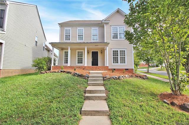 6837 Tanners Creek Drive, Huntersville, NC 28078 (#3529891) :: Cloninger Properties