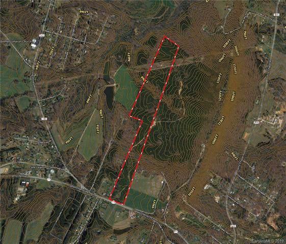 58.26 Acres Dallas Cherryville Highway, Bessemer City, NC 28016 (#3529900) :: Rinehart Realty
