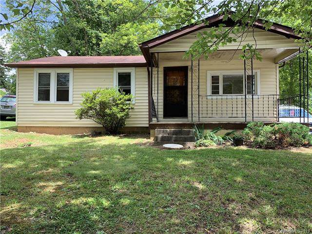 259 North Main Street, Weaverville, NC 28787 (#3529941) :: Carlyle Properties