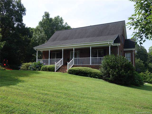 1047 College Avenue, Shelby, NC 28152 (#3529980) :: Rinehart Realty