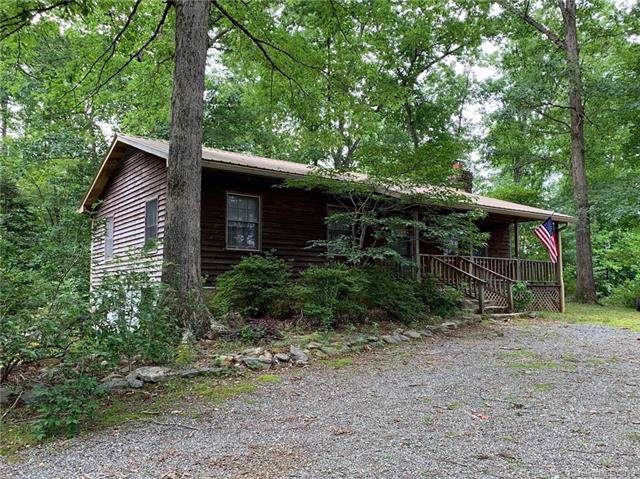 670 Cedar Creek Road, Lake Lure, NC 28746 (#3529982) :: MartinGroup Properties