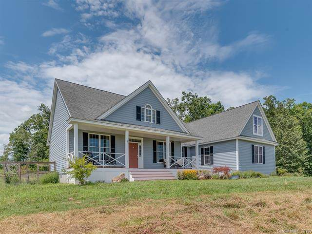 783 Big Level Road, Mill Spring, NC 28756 (#3530055) :: Rinehart Realty