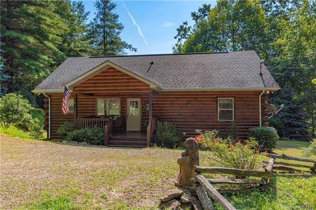 515 Point Of View Drive, Waynesville, NC 28785 (#3530089) :: Keller Williams Professionals