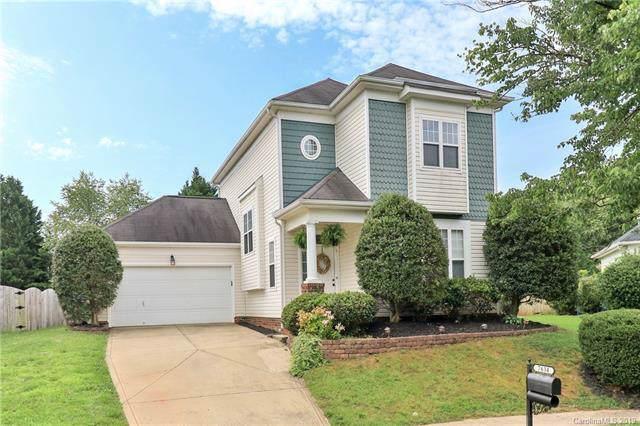 7634 Rolling Meadows Lane, Huntersville, NC 28078 (#3530115) :: Francis Real Estate