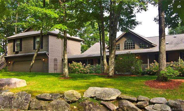 154 Panther Ridge Road, Lake Toxaway, NC 28747 (#3530127) :: Rowena Patton's All-Star Powerhouse
