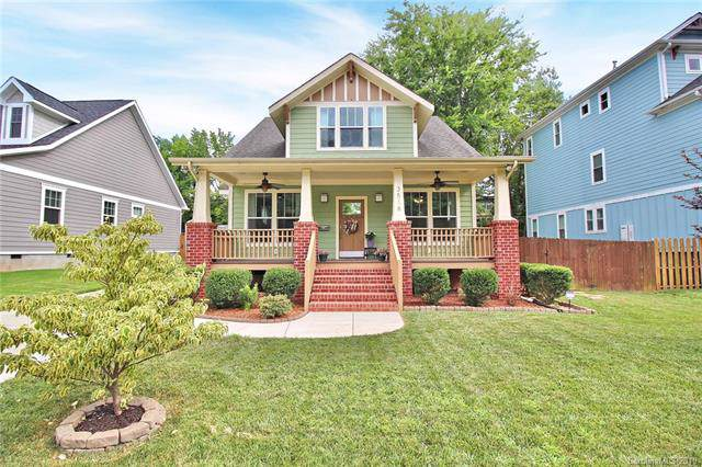 3518 Card Street, Charlotte, NC 28205 (#3530141) :: Stephen Cooley Real Estate Group