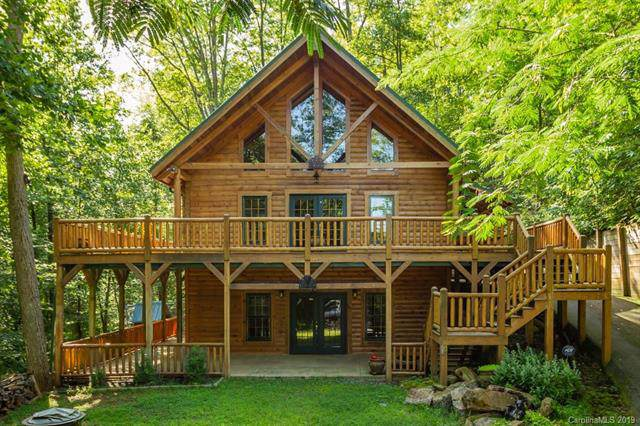 442 Redbird Drive, Lake Lure, NC 28746 (#3530166) :: LePage Johnson Realty Group, LLC
