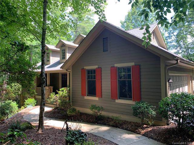 155 Chattooga Run, Hendersonville, NC 28739 (#3530208) :: Caulder Realty and Land Co.