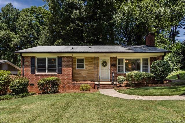 937 Dudley Drive, Charlotte, NC 28205 (#3530254) :: Carver Pressley, REALTORS®