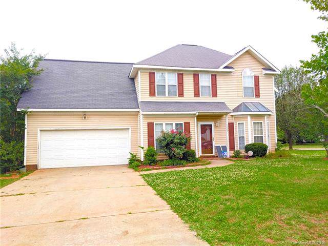 6325 Pence Grove Road, Charlotte, NC 28215 (MLS #3530261) :: RE/MAX Journey