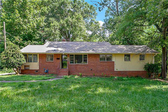 2919 Springway Drive, Charlotte, NC 28205 (#3530336) :: Miller Realty Group