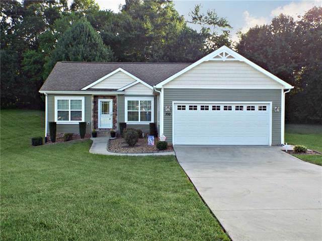 190 Green Meadows Drive, Taylorsville, NC 28681 (#3530343) :: Carver Pressley, REALTORS®