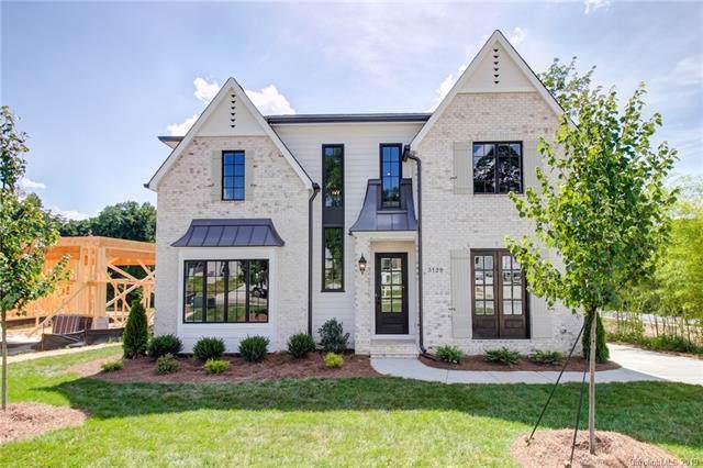 3129 Cramer Pond Drive, Charlotte, NC 28205 (#3530353) :: MartinGroup Properties
