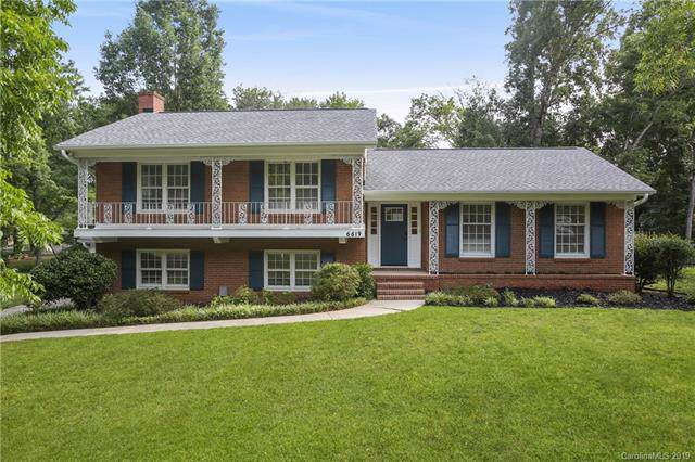 6619 Windyrush Road, Charlotte, NC 28226 (#3530361) :: Caulder Realty and Land Co.