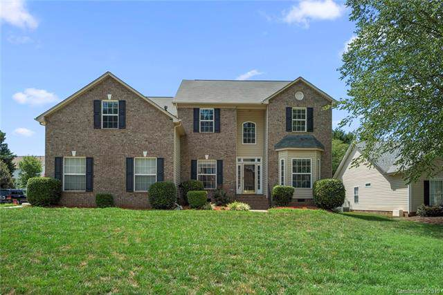 4801 Chesney Street NW, Concord, NC 28027 (#3530424) :: Caulder Realty and Land Co.