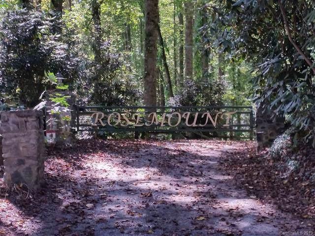 Lot 20 Forest Rose Lane, Sylva, NC 18779 (#3530433) :: Charlotte Home Experts