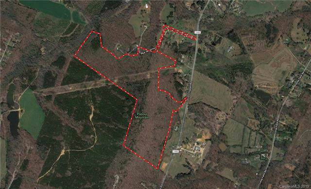 98.19 Acres Blue Sky Drive, Dallas, NC 28034 (#3530445) :: Mossy Oak Properties Land and Luxury
