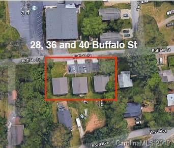 40 Buffalo Street, Asheville, NC 28806 (#3530483) :: Rowena Patton's All-Star Powerhouse