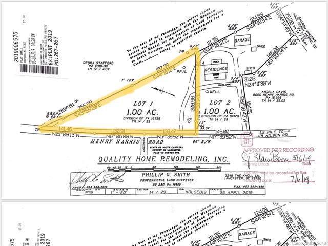 0 Henry Harris Road, Indian Land, SC 29707 (#3530500) :: LePage Johnson Realty Group, LLC