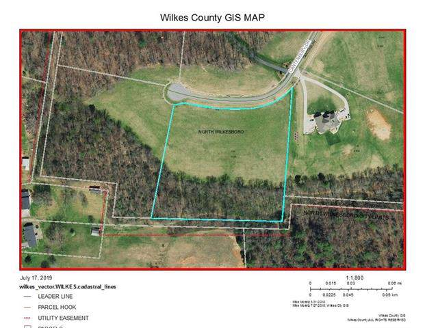 Lot 22 Canterbury Drive, North Wilkesboro, NC 28659 (#3530505) :: Rinehart Realty