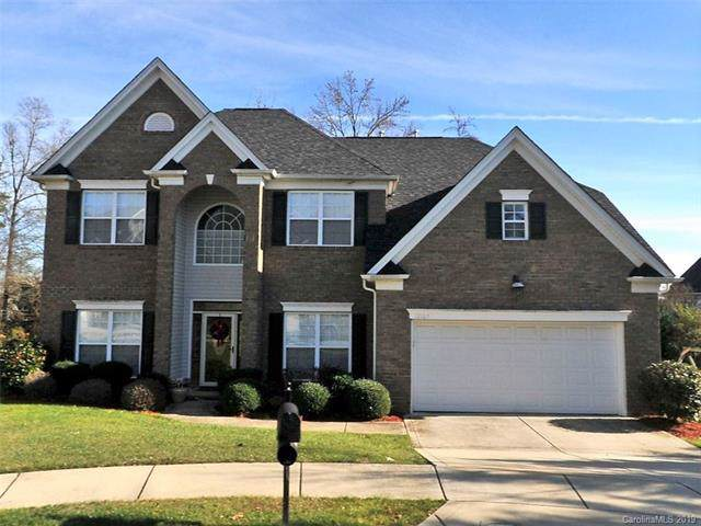 12107 Crescent Run Court, Charlotte, NC 28277 (#3530551) :: Miller Realty Group