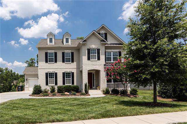 6904 Park Sharon Court, Charlotte, NC 28210 (#3530558) :: Caulder Realty and Land Co.