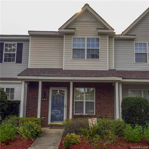 12065 Bragg Street, Charlotte, NC 28273 (#3530587) :: High Performance Real Estate Advisors
