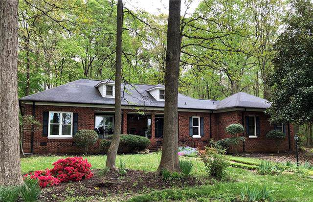 6629 Raymond Helms Road, Waxhaw, NC 28173 (#3530670) :: The Andy Bovender Team
