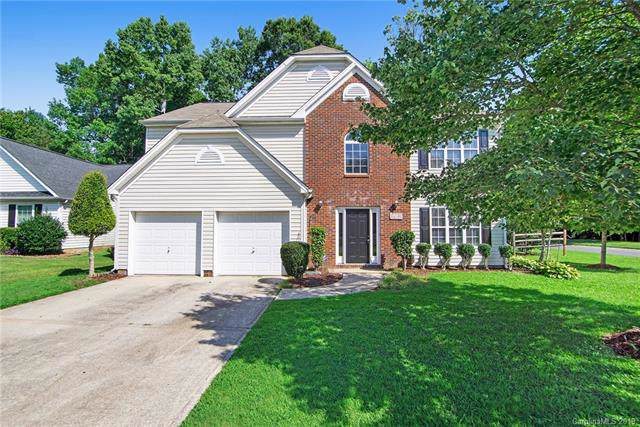 12606 Ivey Creek Drive, Charlotte, NC 28273 (#3530682) :: Keller Williams South Park
