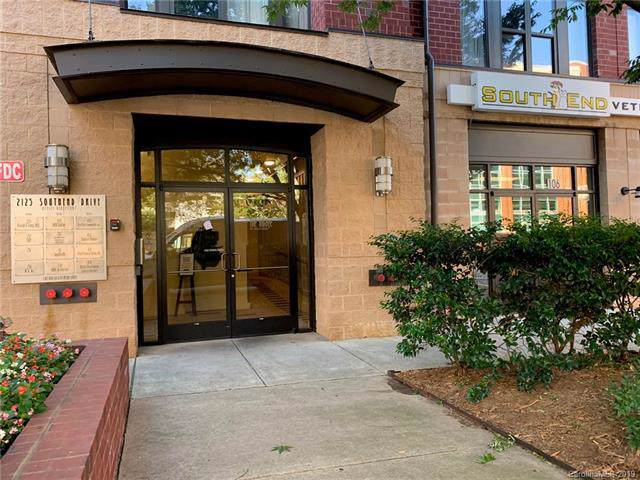 2125 Southend Drive #401, Charlotte, NC 28203 (#3530705) :: Roby Realty