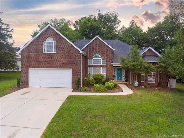 2951 Benton Chase Street, Concord, NC 28027 (#3530749) :: Caulder Realty and Land Co.