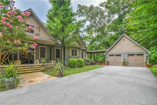 363 Stonehaven Drive, Cullowhee, NC 28723 (#3530773) :: Miller Realty Group