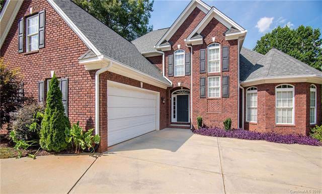 1343 Glenview Lane, Rock Hill, SC 29730 (#3530797) :: Rinehart Realty