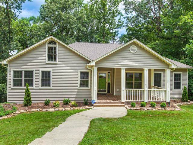 416 Golden Rod Lane, Candler, NC 28715 (#3530824) :: Keller Williams Professionals