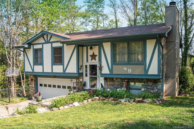 40 Deer Run Drive, Asheville, NC 28803 (#3530843) :: Homes Charlotte