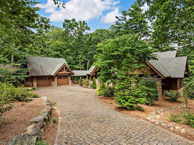 25 Deep Creek Trail, Arden, NC 28704 (#3530849) :: MartinGroup Properties