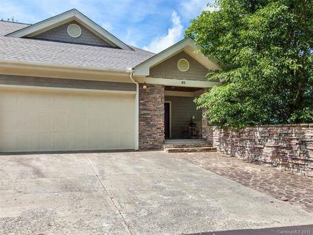 65 Mountainside Lane #2, Mars Hill, NC 28754 (#3530891) :: BluAxis Realty