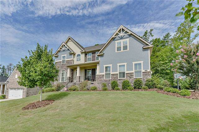 13523 Pumpkin Way Drive, Mint Hill, NC 28227 (#3530899) :: Team Honeycutt