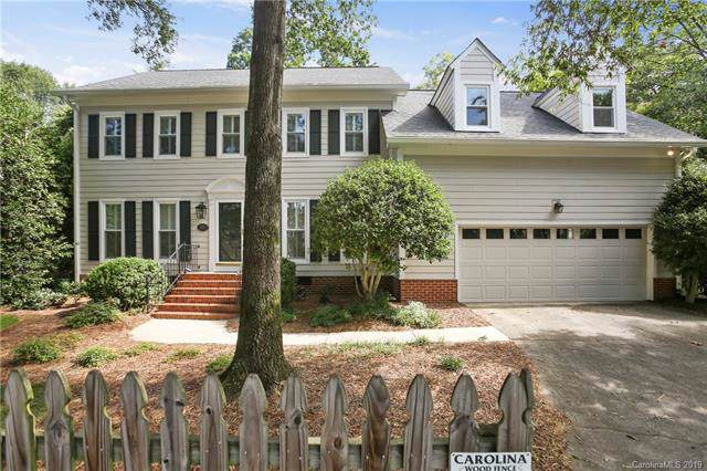 1107 Princeton Avenue, Charlotte, NC 28209 (#3530914) :: High Performance Real Estate Advisors