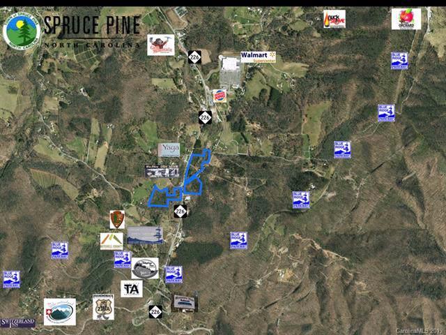 000 Nc Highway 226 Highway, Spruce Pine, NC 28777 (#3530918) :: Rinehart Realty