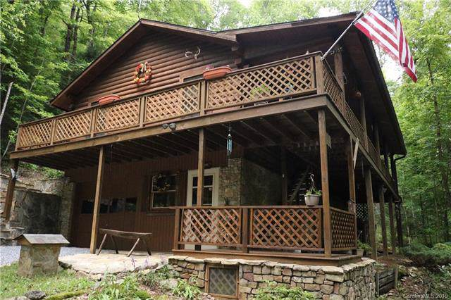 34 Rainbow Lake Circle, Black Mountain, NC 28711 (#3530935) :: Caulder Realty and Land Co.