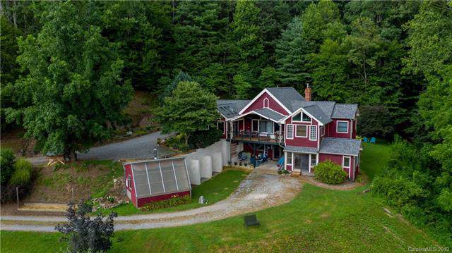 62 Early View Road, Leicester, NC 28748 (#3530940) :: Roby Realty