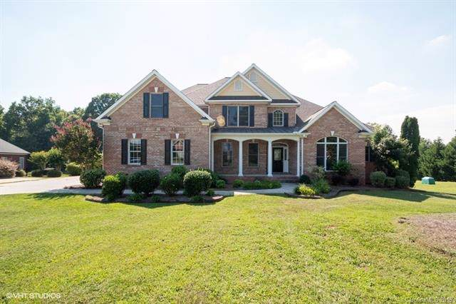 710 Lake Wright Road, China Grove, NC 28023 (#3530960) :: Odell Realty