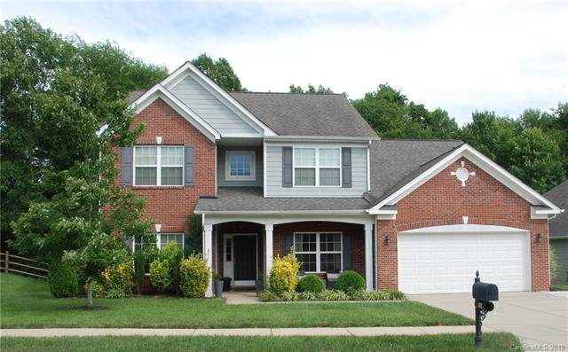 4011 Thorndale Road, Indian Trail, NC 28079 (#3530974) :: Carlyle Properties