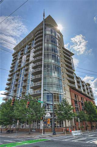 505 E 6th Street #717, Charlotte, NC 28202 (#3530988) :: High Performance Real Estate Advisors