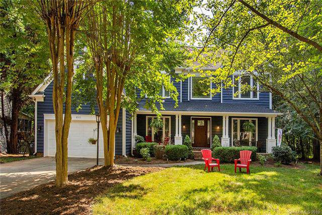 8515 Summerfield Lane, Huntersville, NC 28078 (#3530989) :: Besecker Homes Team