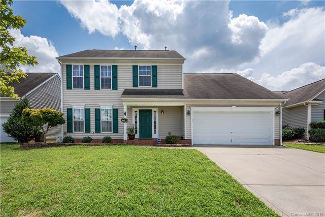 2018 Rosewater Lane #60, Indian Trail, NC 28079 (#3530994) :: The Premier Team at RE/MAX Executive Realty