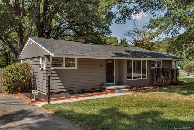 3728 Craig Avenue, Charlotte, NC 28211 (#3531005) :: Besecker Homes Team