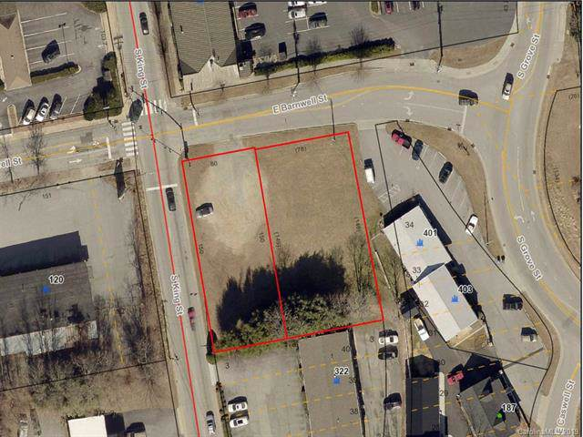 00 S King Street, Hendersonville, NC 28792 (#3531032) :: Stephen Cooley Real Estate Group